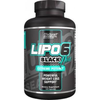 NUTREX - Lipo-6 Black Hers 120 капс.